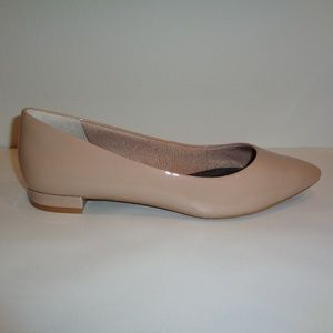 Rockport Size 7.5 M ADELYN BALLAT Taupe New Flats